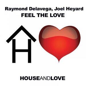 Raymond Delavega, Joel Heyard 歌手頭像