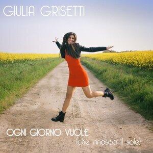 Giulia Grisetti アーティスト写真
