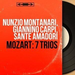 Nunzio Montanari, Giannino Carpi, Sante Amadori 歌手頭像