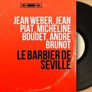 Jean Weber, Jean Piat, Micheline Boudet, André Brunot アーティスト写真