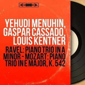 Yehudi Menuhin, Gaspar Cassadó, Louis Kentner 歌手頭像