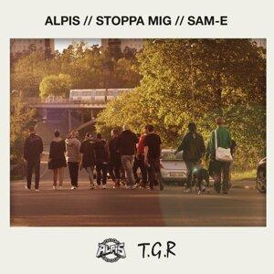 Alpis feat. Sam-E アーティスト写真
