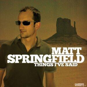 Matt Springfield 歌手頭像