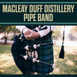 Macleay Duff Distillery Pipe Band アーティスト写真