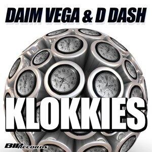 Daim Vega & D Dash アーティスト写真
