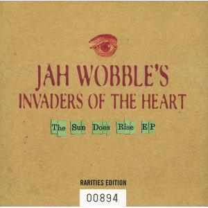 Jah Wobble's Invaders Of The Heart アーティスト写真