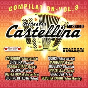 Massimo Castellina and His Orchestra アーティスト写真