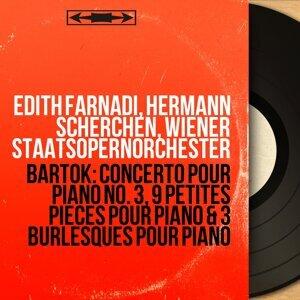Edith Farnadi, Hermann Scherchen, Wiener Staatsopernorchester 歌手頭像