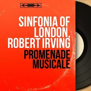 Sinfonia of London, Robert Irving アーティスト写真