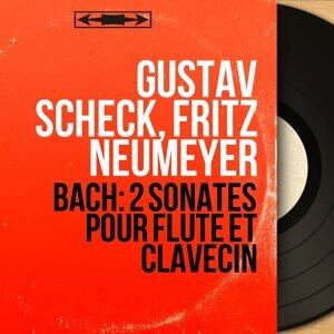 Gustav Scheck, Fritz Neumeyer 歌手頭像