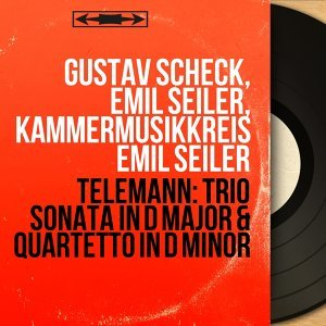 Gustav Scheck, Emil Seiler, Kammermusikkreis Emil Seiler 歌手頭像