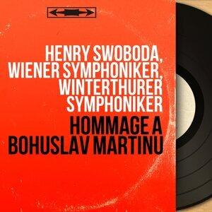 Henry Swoboda, Wiener Symphoniker, Winterthurer Symphoniker 歌手頭像