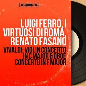 Luigi Ferro, I virtuosi di Roma, Renato Fasano 歌手頭像