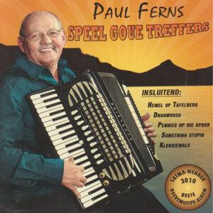 Paul Ferns 歌手頭像