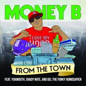 Money B アーティスト写真