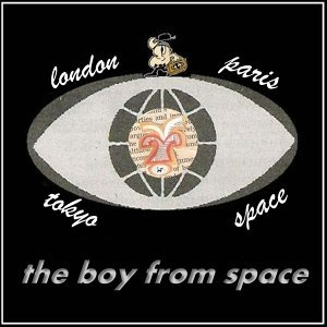 The Boy From Space 歌手頭像