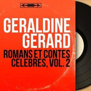 Géraldine Gérard アーティスト写真