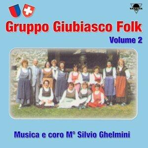 Silvio Ghelmini, Gruppo Giubiasco Folk アーティスト写真