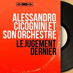 Alessandro Cicognini et son orchestre アーティスト写真