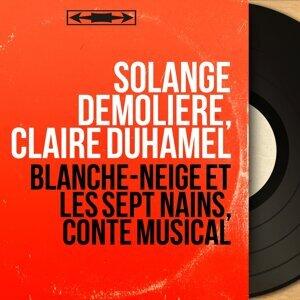 Solange Demolière, Claire Duhamel 歌手頭像