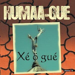 Hümaa-gué アーティスト写真