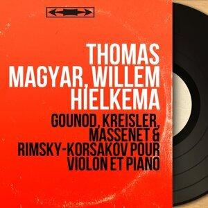 Thomas Magyar, Willem Hielkema アーティスト写真