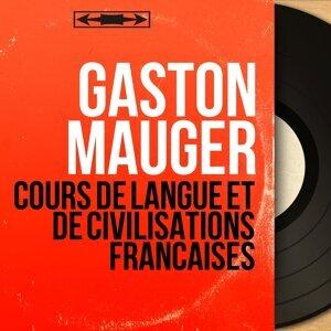 Gaston Mauger アーティスト写真