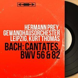 Hermann Prey, Gewandhausorchester Leipzig, Kurt Thomas 歌手頭像