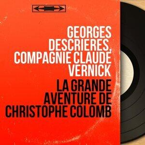Georges Descrières, Compagnie Claude Vernick 歌手頭像