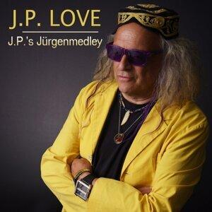 J.P. Love アーティスト写真