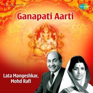 Lata Mangeshkar, Mohd Rafi, Asha Bhosle