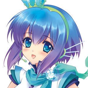 蒼姫ラピス (Aoki Lapis)