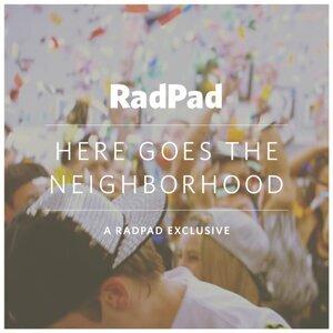 RadPad アーティスト写真