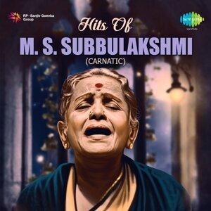 M.S. Subbulakshmi 歌手頭像