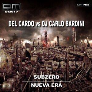Del Cardo, DJ Carlo Bardini アーティスト写真