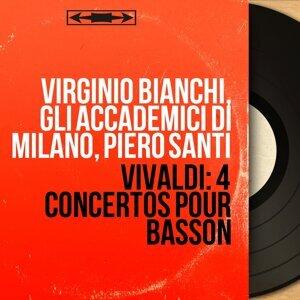 Virginio Bianchi, Gli Accademici di Milano, Piero Santi 歌手頭像