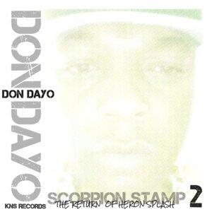Don Dayo 歌手頭像