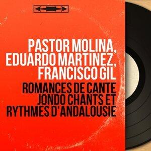 Pastor Molina, Eduardo Martinez, Francisco Gil アーティスト写真