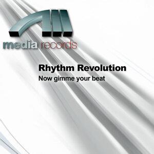 Rhythm Revolution 歌手頭像