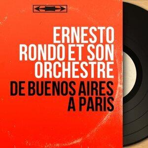 Ernesto Rondo et son orchestre アーティスト写真