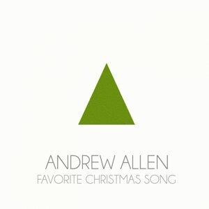 Andrew Allen 歌手頭像