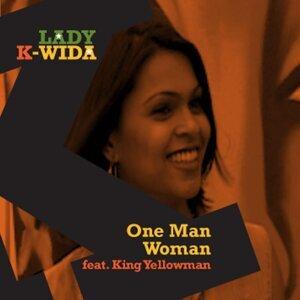 Lady K-Wida アーティスト写真
