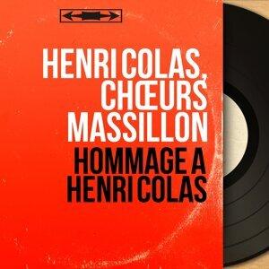 Henri Colas, Chœurs Massillon 歌手頭像