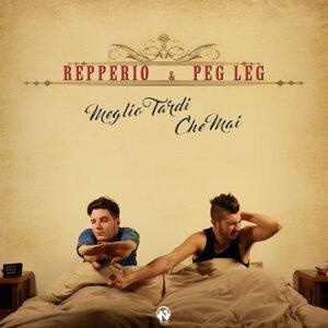 Repperio & Peg Leg 歌手頭像