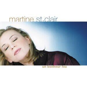 Martine St-Clair 歌手頭像