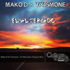 Mako.D, Txismone 歌手頭像
