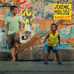 Jérémie Malodj' アーティスト写真