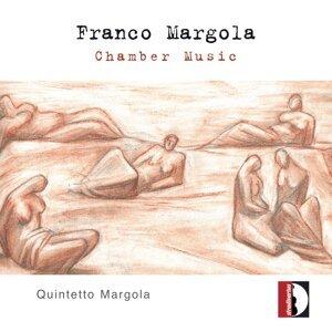 Quintetto Margola, Claudia Vanzini アーティスト写真