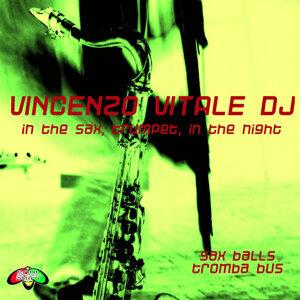 Vincenzo Vitale DJ アーティスト写真