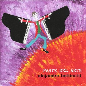 Alejandro Bettinotti アーティスト写真